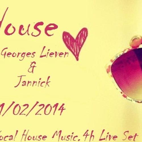 Dj Georges Lieven - Heaven House 29