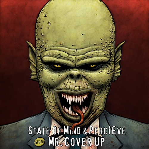 State of Mind & PercIeve - Mr. Cover Up [Neonlight Remix] (BLCKTNL005) OUT NOW!!!