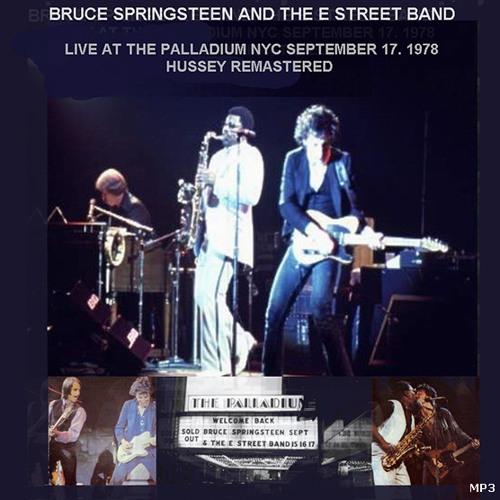 "BRUCE SPRINGSTEEN ""Spirit In The Night"" (Live Palladium, New York, 17 Set 1978)"