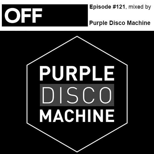 Podcast Episode #121, mixed by Purple Disco Machine