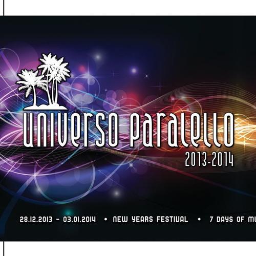 Live @ Universo Paralello Festival #12 / 2014