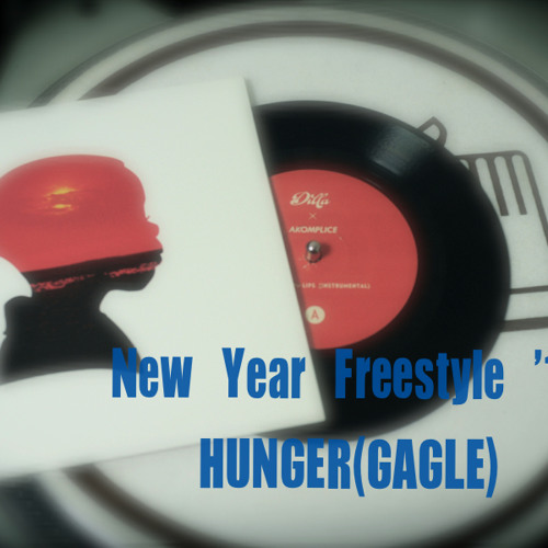 HUNGER(GAGLE) - New Year Freestyle'14
