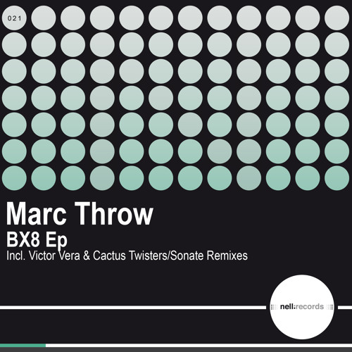Marc Throw - BX8 (Cactus Twisters & Sonate remix) [Nell records]