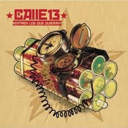 Calle 13 - Siempre digo lo que pienso ( remix ) Deejay Tibio