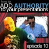 How to Add Authority to Your Presentations