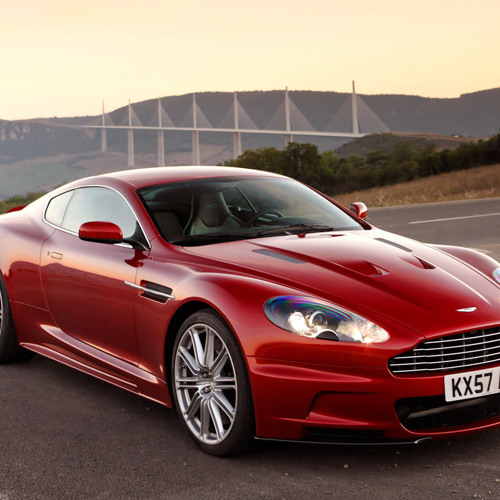 Aston Martin Music Cover