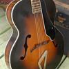 1952 Gretsch Snychromatic model 100 archtop guitar(demo)