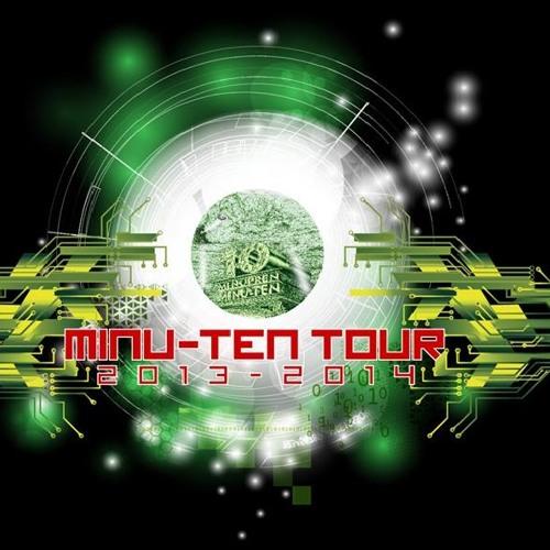 Minu-Ten Tour @ Klangspektakel - Cha Cha Westerburg 04.01.2014