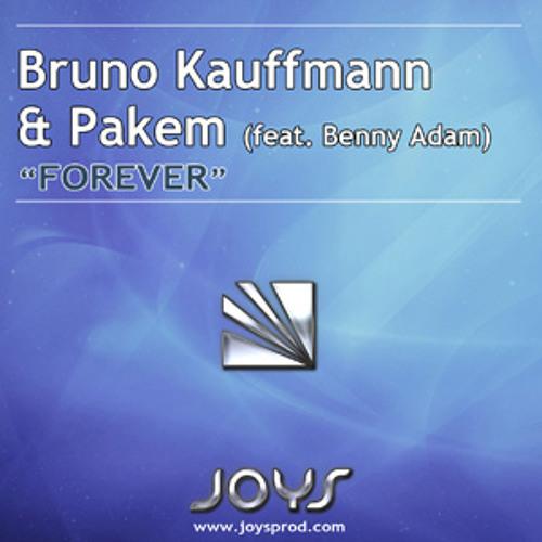 Bruno Kauffmann & Pakem - FOREVER (RADIO EDIT)