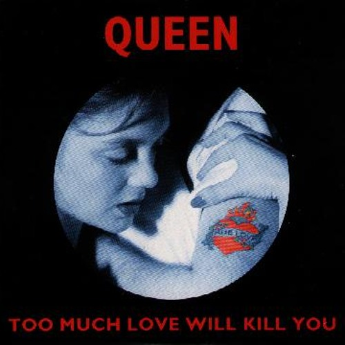 Andrea Pizzo - Too Much Love Will Kill You (Queen cover)