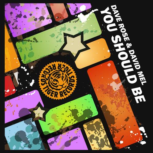 David Mel & Dave Rose - You Should Be (Original Mix) [Tiger Records] Beatport House Top 20