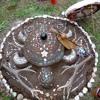 Comiendo medicina - De colores son - Xiuhtecuhtli - Pinta