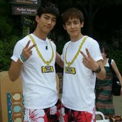 2PM Nickhun And Taecyon My Valentine