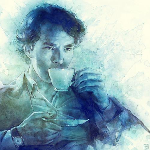 Benedict Cumberbatch  - One...Two...Free...
