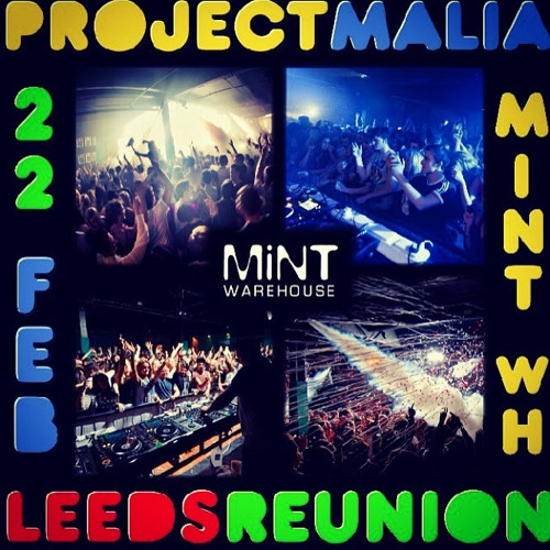 Danny T & Prestige - Project Malia Leeds Reunion Mix