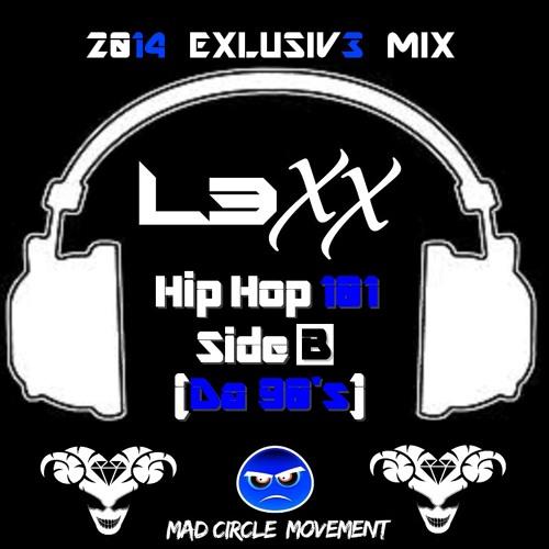 Hip Hop 101 (Da 90's) Side B - DJ L3XX [FREE DOWNLOAD]
