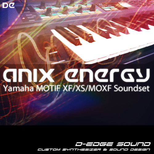 "MOTIF XF/XS/MOXF Soundset ""AN1x Energy"" Demo Song 01"