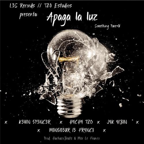 Something Pure #01. Apaga la luz - Prod. HachazoBeats & Msr Le Franco