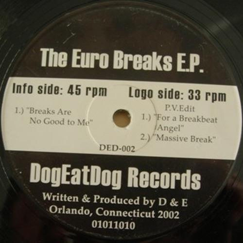"""""""Massive Break"""" (The Euro Breaks E.P)"""
