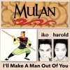 I'll Make A Man Out Of You (cover by Iko Tan and Harold Evangelista)