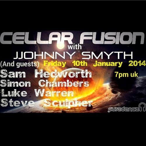Luke Warren - Cellar Fusion Guest Mix - 10/1/14