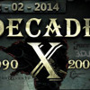 Decade Events Uptempo Early Hardcore Raoul-D.K.C. Promo Mix 22-02-2014