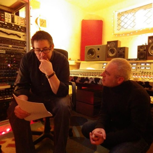 Ian Caple's interview about his collaboration with A Singer Must Die