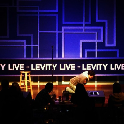 POPPA RUS GUTIN Live! @ last Comedy Juice NY of 2013 @ LEVITY LIVE!