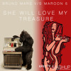 Bruno Mars V/S Maroon 5 - She Will Love My Treasure (MashUp)
