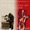 Bruno Mars V/S Maroon 5 - She Will Love My Treasure (MashUp)
