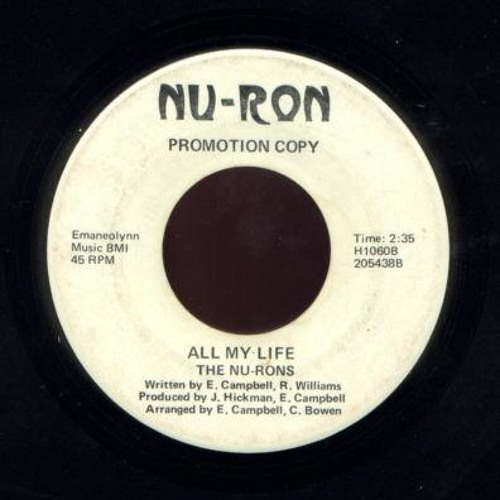 The Nurons | All of My Life