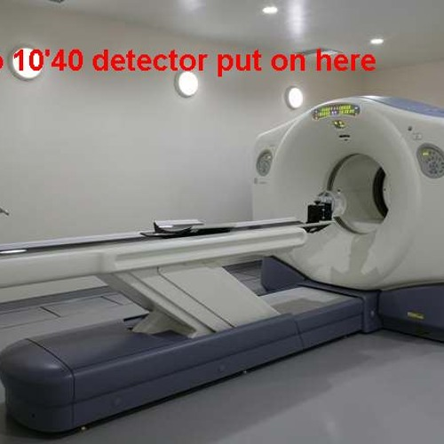 Luster of positron (PET-CT virtual reality, sound with geiger detector)digest