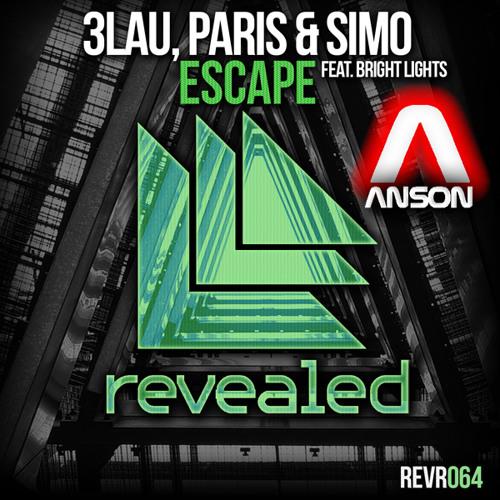 3LAU, Paris & Simo feat. Bright Lights - Escape (Anson Remix)