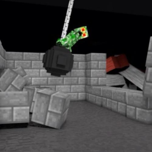 Wrecking Mob (minecraft parody)