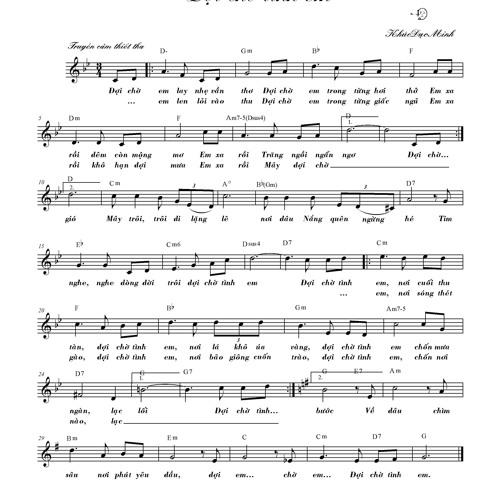 Đợi Chờ Tình Em [Orchestral Version]