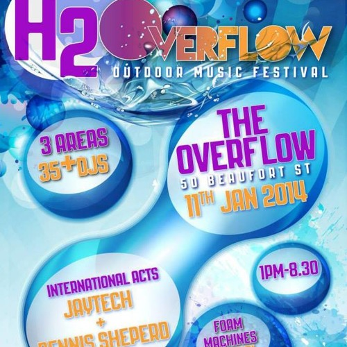 LIVE @ H2Overflow - January 11th 2014