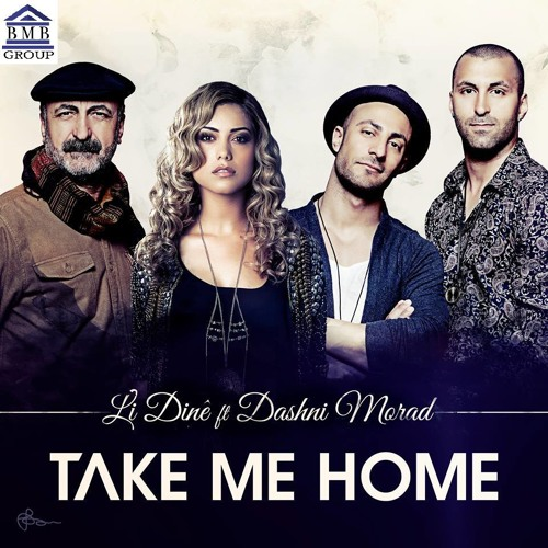 Li Dinê feat. Dashni Morad - Take Me Home (ReYm Remix)[#3]