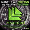 Hardwell & MAKJ vs. Kriss Kross - Countdown to JUMP! (DJ ROLIZ Edit)