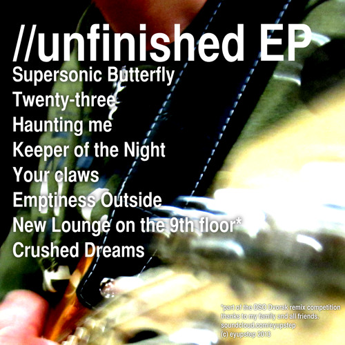 01 Supersonic Butterfly [FREE DL]