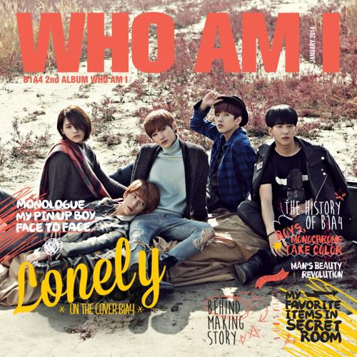 B1A4 (비원에이포) - Lonely (없구나)