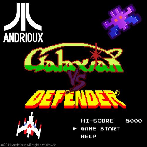 Galaxian Vs. Defender