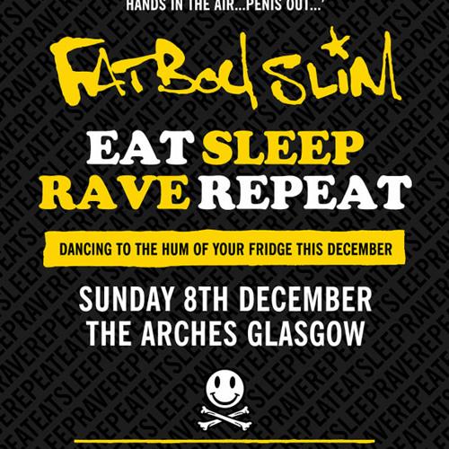 LOCA - Set from Fatboy Slim @ The Arches Glasgow 08/12/13