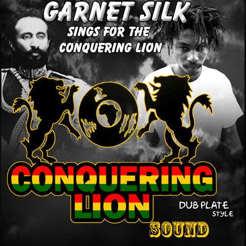 Garnet Silk Sings For The Conquering Lion Sound MIXTape 2014