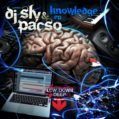 DJ SLY & PACSO 5 TONES KNOWLEDGE EP