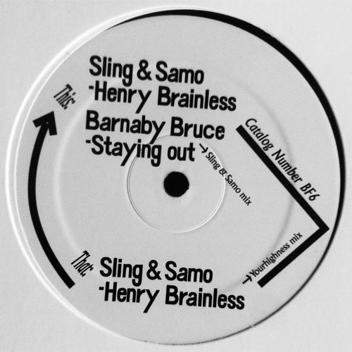 Born Free 6 - A2 - Staying Out - Sling & Samo remix