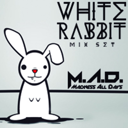 WHITE RABBIT (MIX SET)