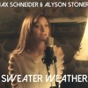 Sweater Weather - The Neighbourhood (Max & Alyson Stoner Cover)