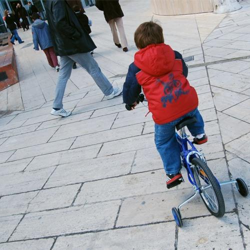 Oproep: laat je kind fietsen naar school