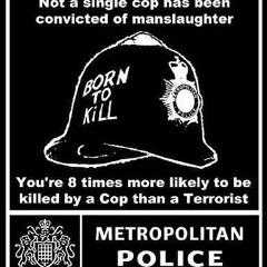Police brutality Solo Banton