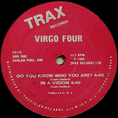 Deadbeat Disco Radio Show - Episode 21 - ft. Merwyn Sanders (Virgo Four / Trax Records)